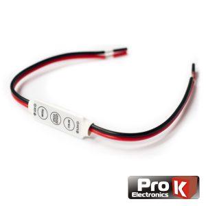 Controlador P/ Fita LEDS Monocor 12V PROK - (CFL15RGB12)