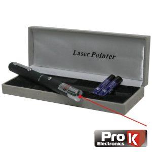 Ponteiro Laser Vermelho 5mW PROK - (CLA005MW)