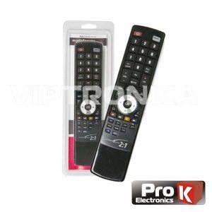 Comando TV Programável 2:1 PROK - (RCK2:1)